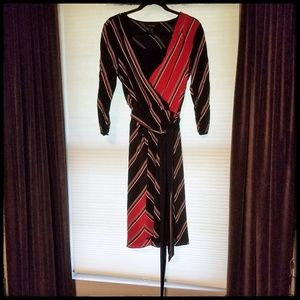WHBM Silk Dress